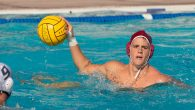 Stanchi selected for third straight year to America's best water polo league